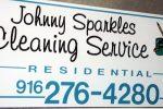 JOHNNY SPARKLES